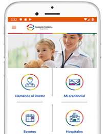Caso de éxito App Fundacion Pediatrica Argentina